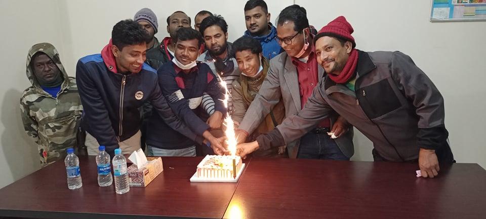 ঠাকুরগাঁওয়ে জাতীয় সাংবাদিক সংস্থার প্রতিষ্ঠা বার্ষিকী পালিত