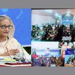 বিশ্বে শান্তি প্রতিষ্ঠায় বাংলাদেশ সব সময় প্রস্তুত: শেখ হাসিনা