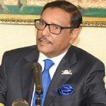 জনস্বার্থে কঠিন সিদ্ধান্ত নিয়েছে সরকার: ওবায়দুল কাদের